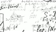 Mathematical calculations and formulas video