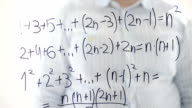 Mathematician. Numerical sequence. video