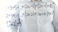 Mathematics. Numerical sequence. video