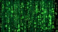 Matrix code video