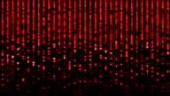 Matrix. Heart  background video