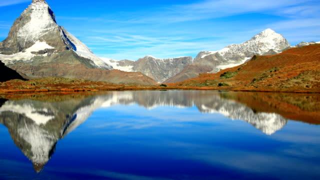 Matterhorn and Reflection video