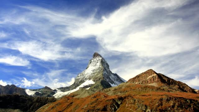 Matterhorn Timelapse video