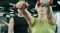Mature Woman And Her Personal Trainer video