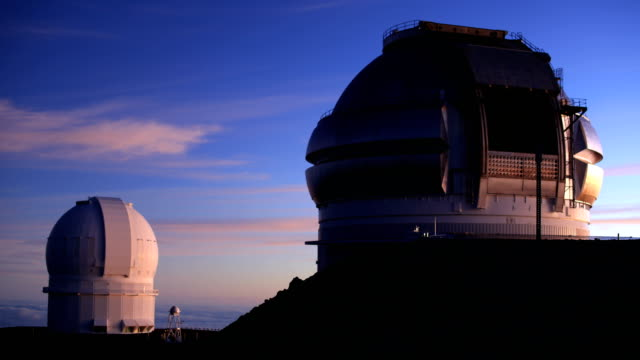 Mauna Kea Observatories video