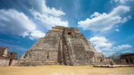 TIME LAPSE: Maya Ruins Uxmal video