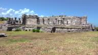 Mayan Ruins - Main Hall - Epic Shot video