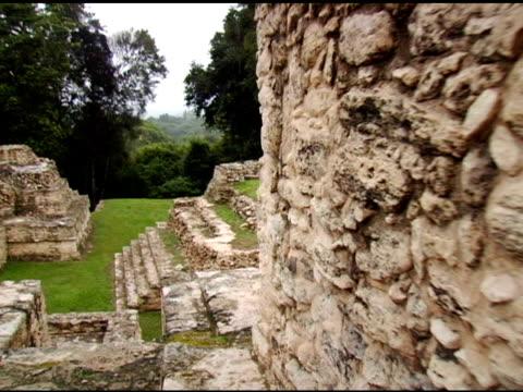 Mayan Ruins, move past wall to expanse video