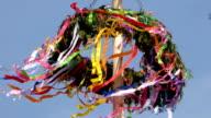 Maypole in wind video