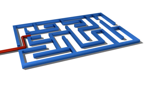 Maze video