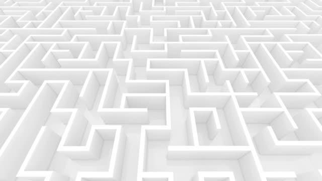 Maze White video