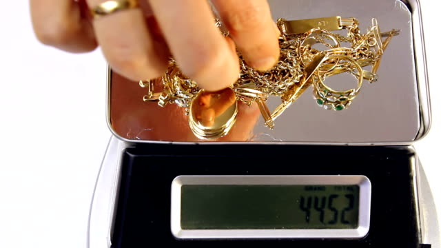 Measurement of gold video