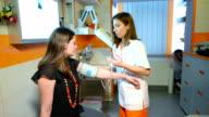 Measuring Blood Pressure video