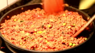 Meat sauce video