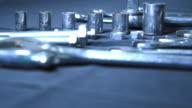 Mechanical tools kit video