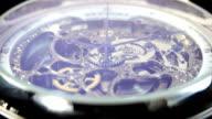 Mechanical Watch, close up video