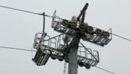 mechanism of the ski lift video