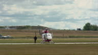 Medi Copter 01 with F-16 Falcon video