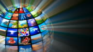 Media technologies concept video