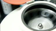 Medical centrifuge video