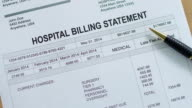 Medical Hospital Past Due Bill video