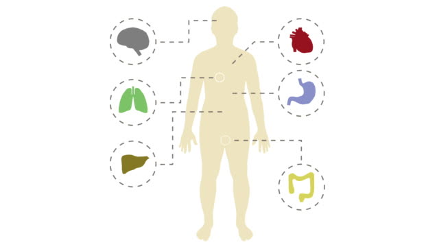 Medical infographic video