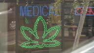 HD: Medical Marijuana Store video