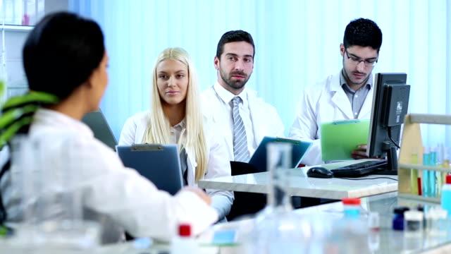 Medical or nursing students video