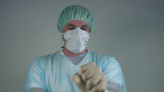 Medical scientist 'waiting for equipment' video