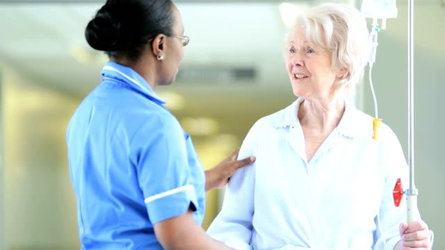 Medical Staff Working Modern Hospital Facility video