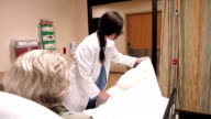 Medical Staff Working With Patient video