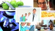 Medicine & healthy living video