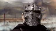 medieval knight video