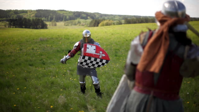 Medieval Knights video