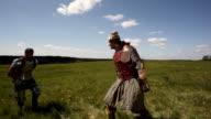 Medieval Knights video