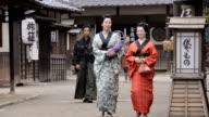 Medieval people of Japan video