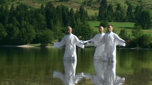 HD CRANE: Meditation In Nature video