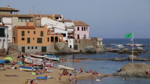 Mediterranean Beach Leisure Time video