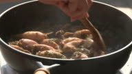 HD: Mediterranean cuisine video