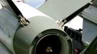 Medium-range cruise missile video