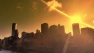 Melbourne City Victoria Australia video