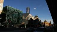 Melbourne Flinders Street video