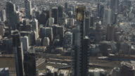 Melbourne Skyline video