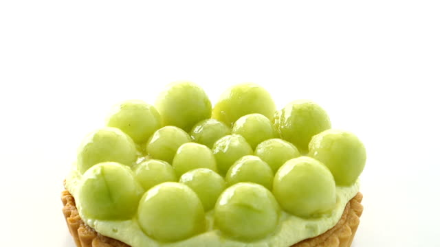 Melon tart sweet dessert video