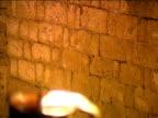 Memorial candle video