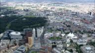 Memorial To the Murdered Jews Of Europe  - Aerial View - Berlin,  Berlin,  Stadt,  Germany video