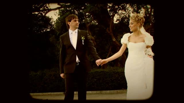Memories of a wedding video