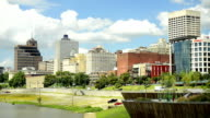 Memphis skyline video