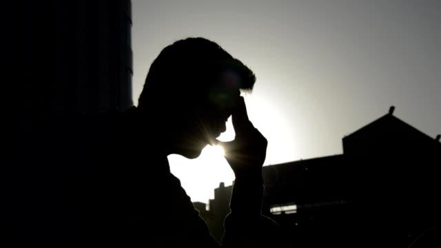 Men in Stress video