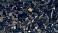 Mende  - Aerial View - Languedoc-Roussillon, Lozère, Arrondissement de Mende, France video